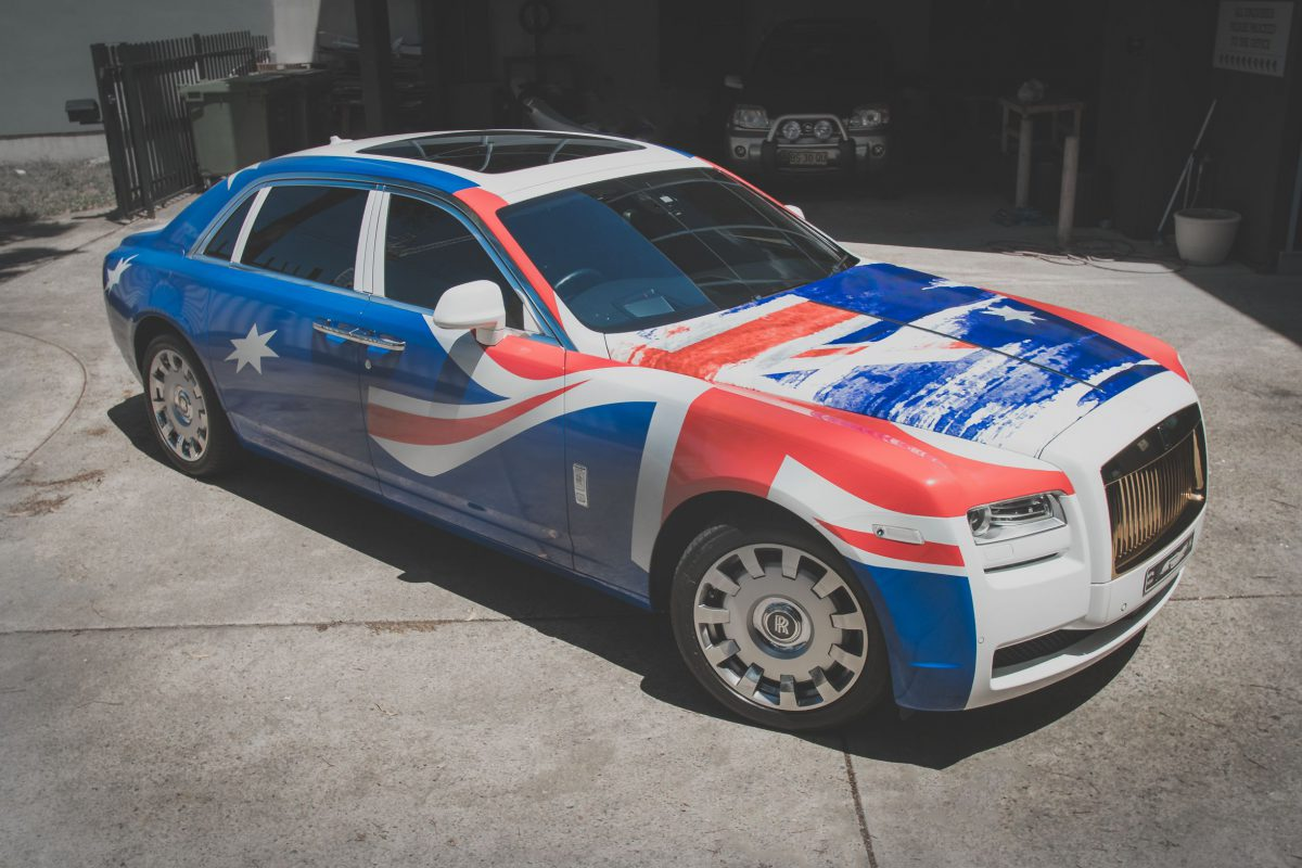 Benefits Associated With Commercial Car Wrap Sydney