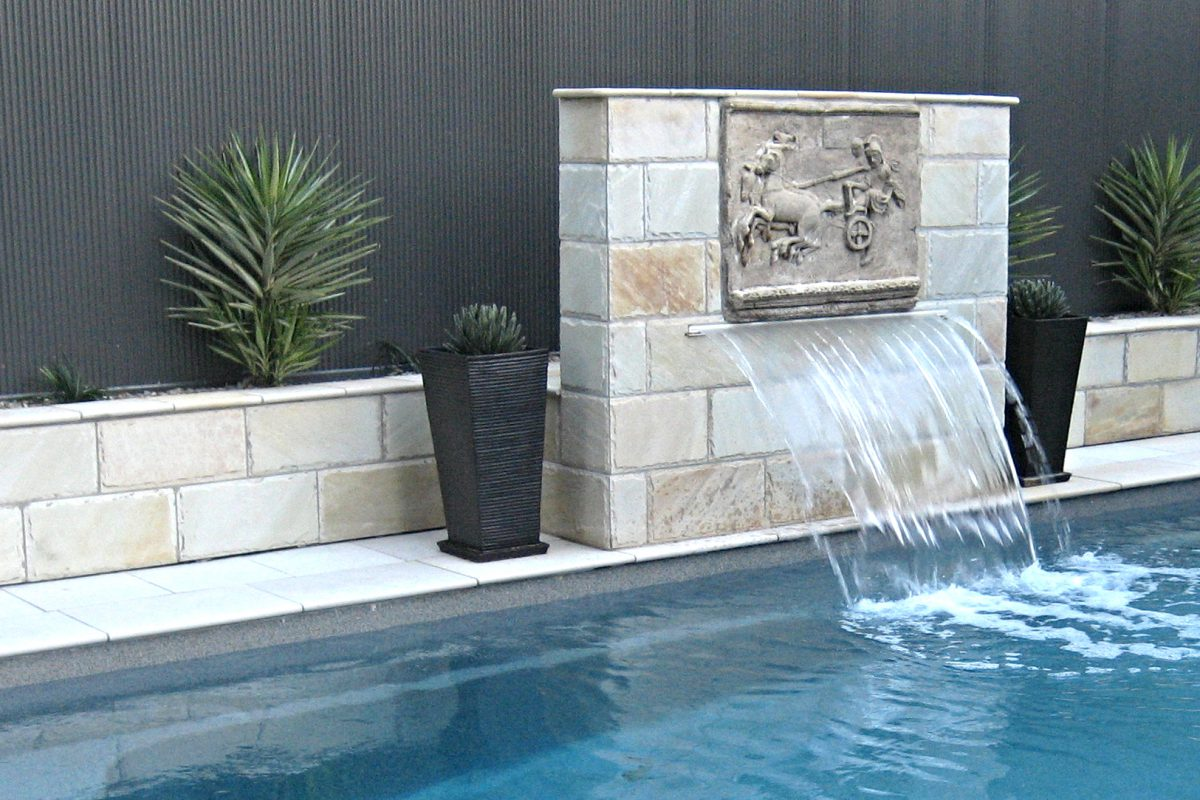 3 Enticing Qualities Your Stone Water Wall Is Adding to Your Home