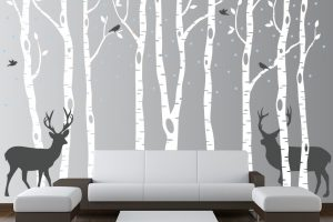 How Buy And Install Beautiful Wall Decals In Your Buildings