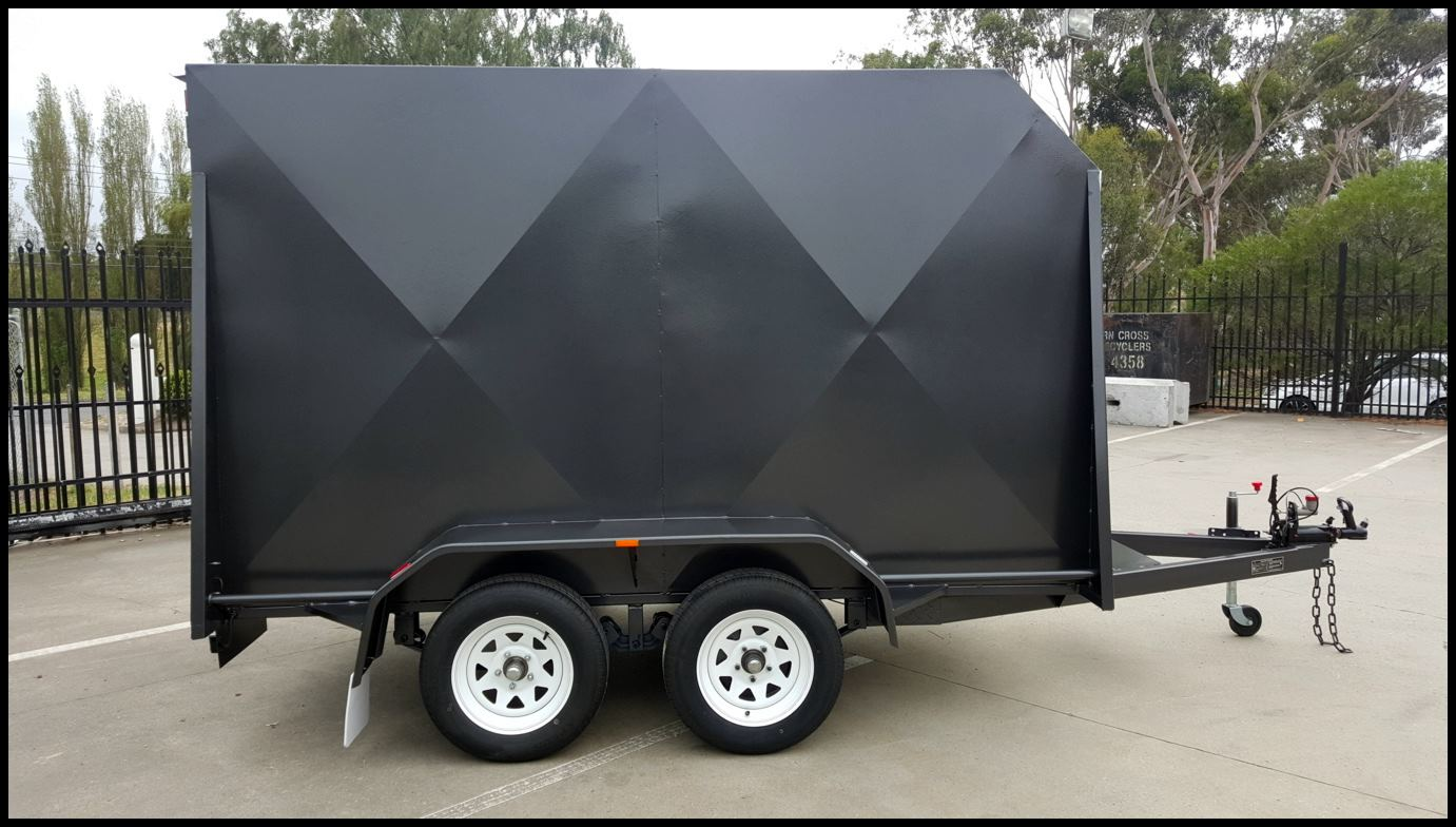Benefits of Tandem Trailers
