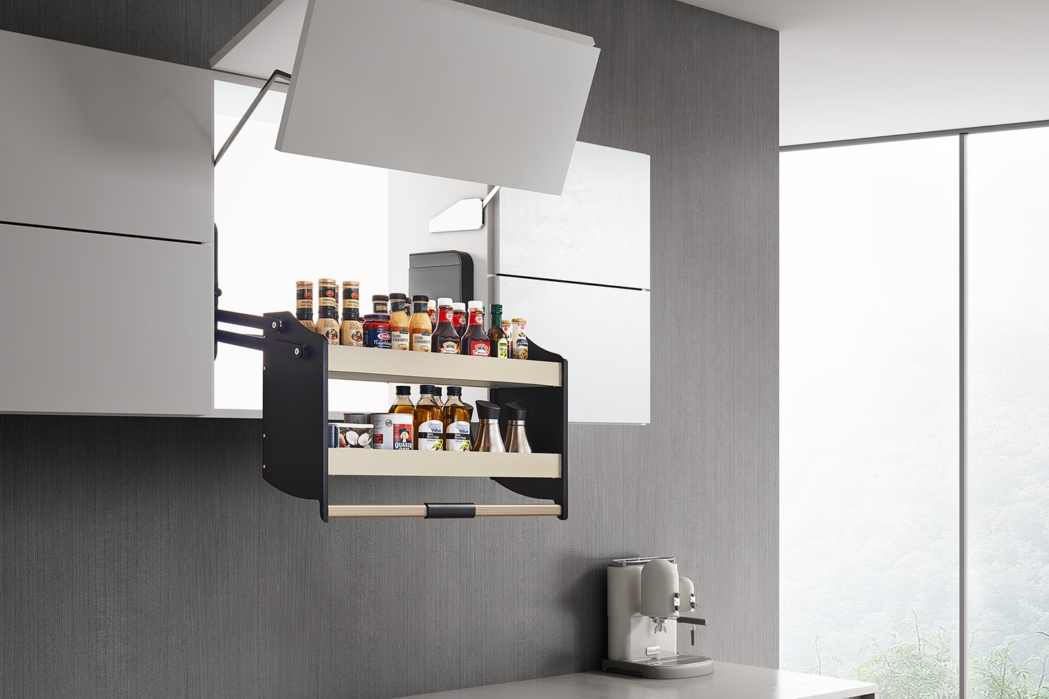 How The Cabinets With overhead lift systems Surpassing the Conventional Models