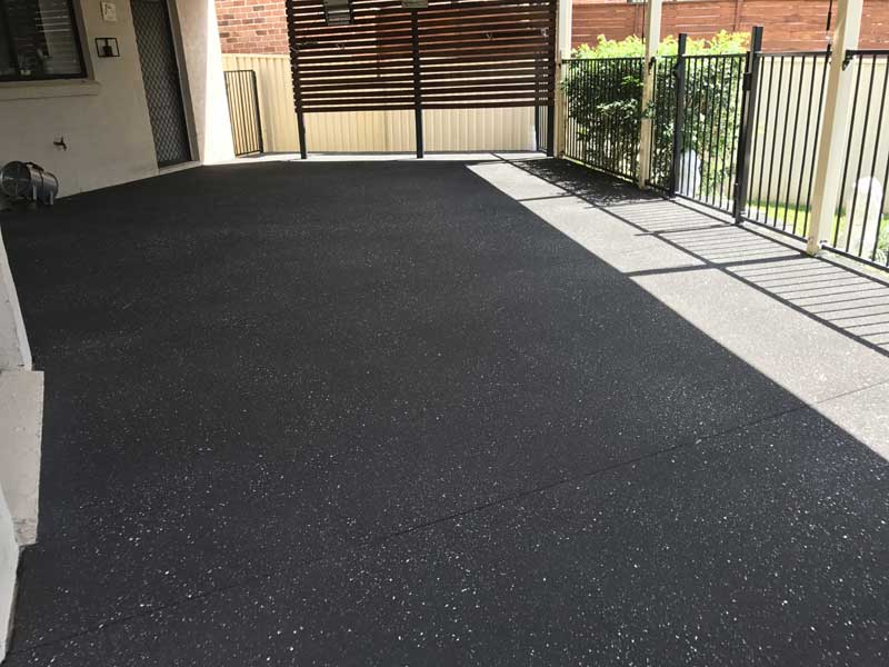 Why More People Are Into Concrete Spray Paving Nowadays
