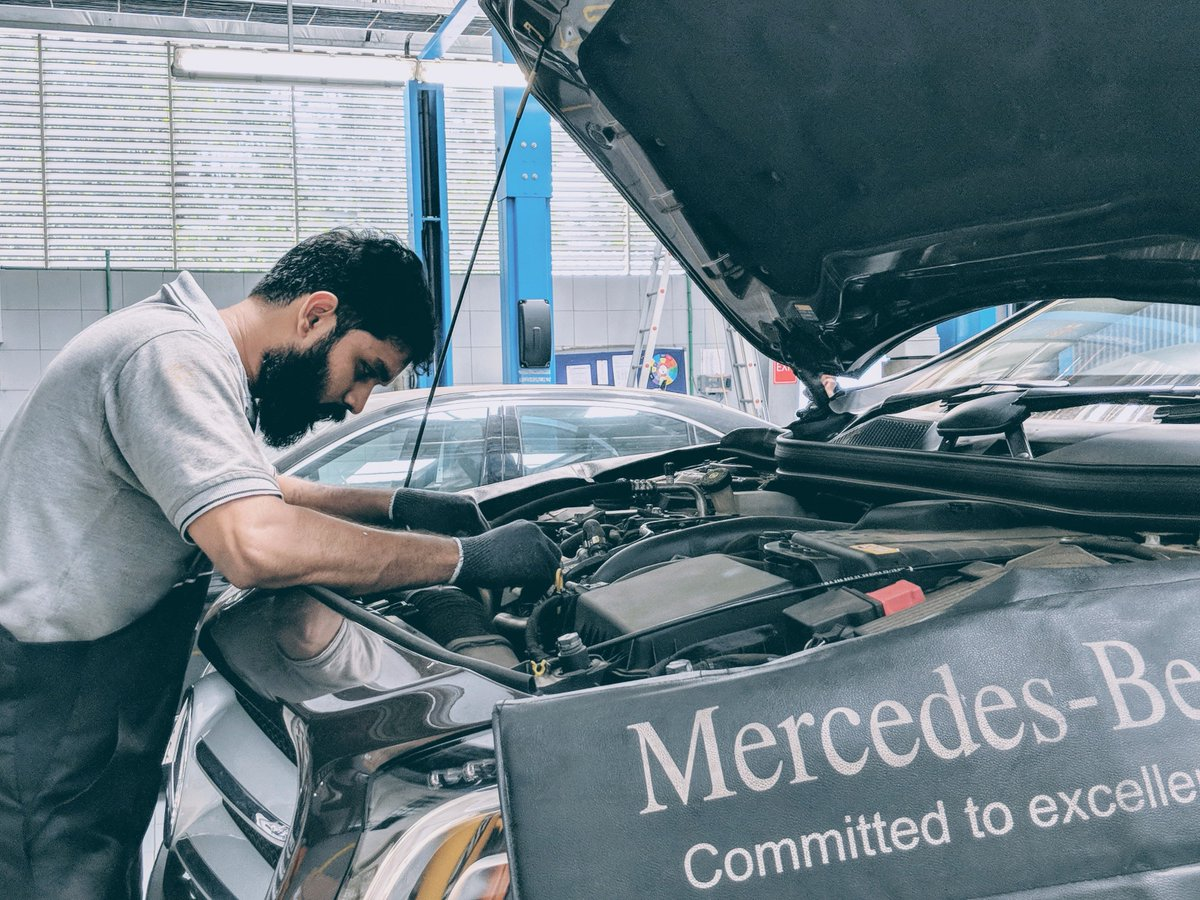 How To Find A Mercedes Repair Shop Near Me
