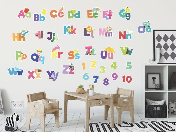 Difference Between Wall Stickers And Wall Decals