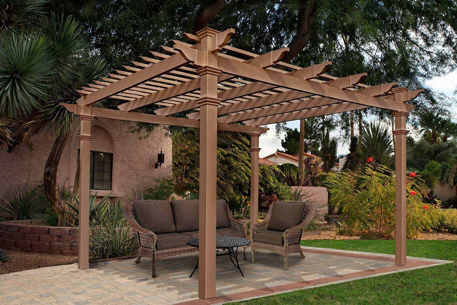 Important things you must consider while selecting Pergolas in Campbelltown