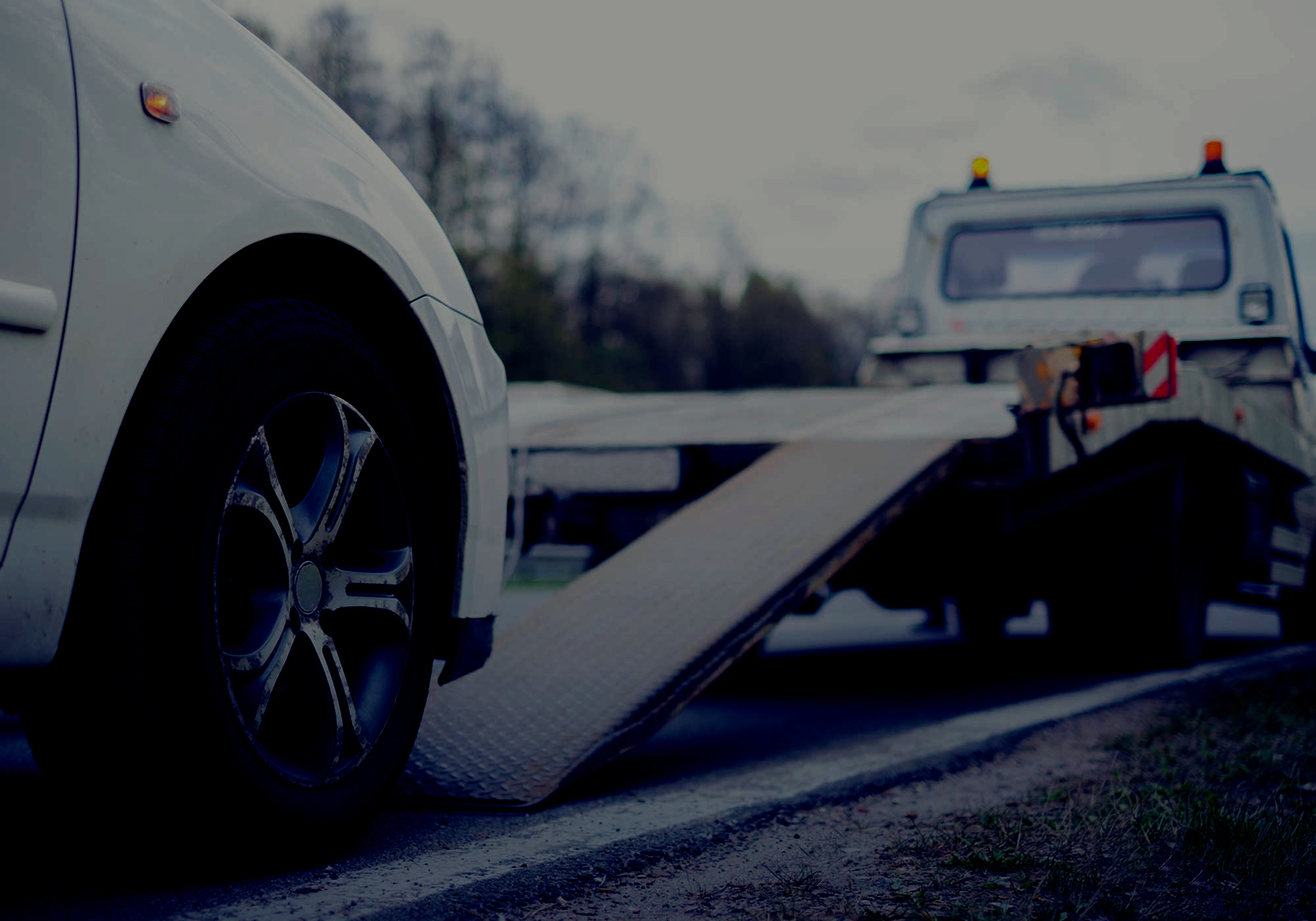 How To Select A Good Towing Company?