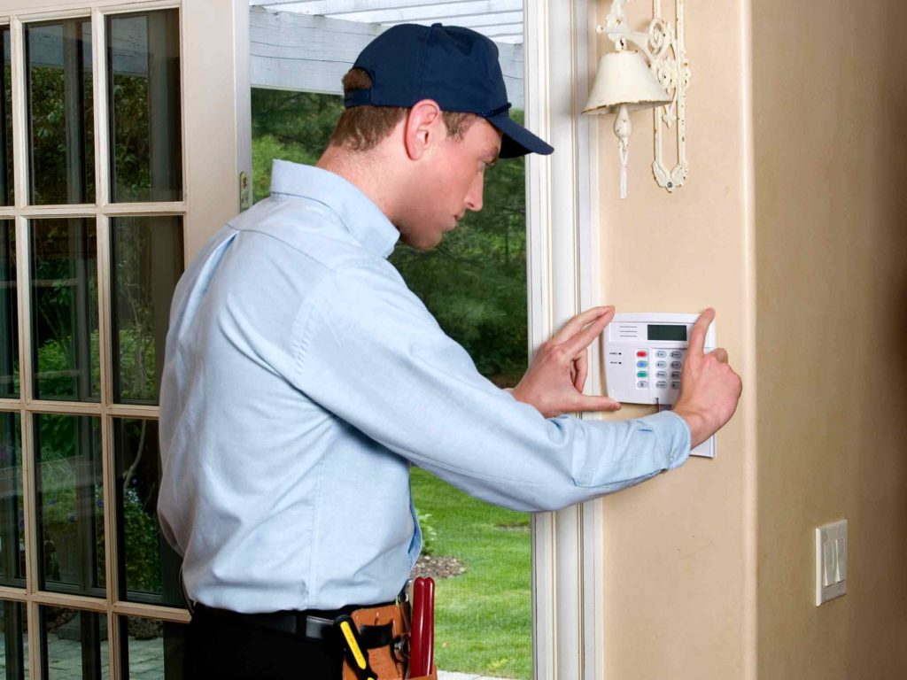 Go for the experts in home security system installation