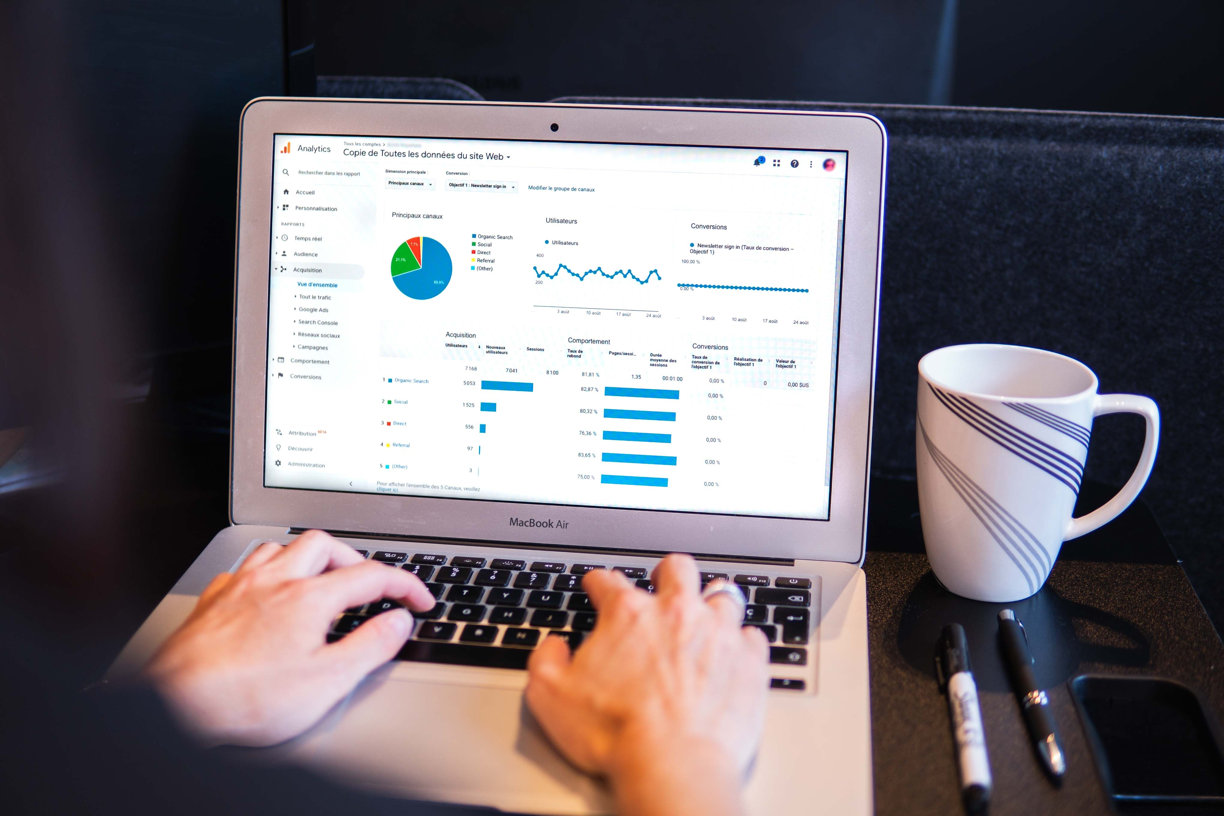 How To Advance Your Career With A Masters In Business Analytics Degree?