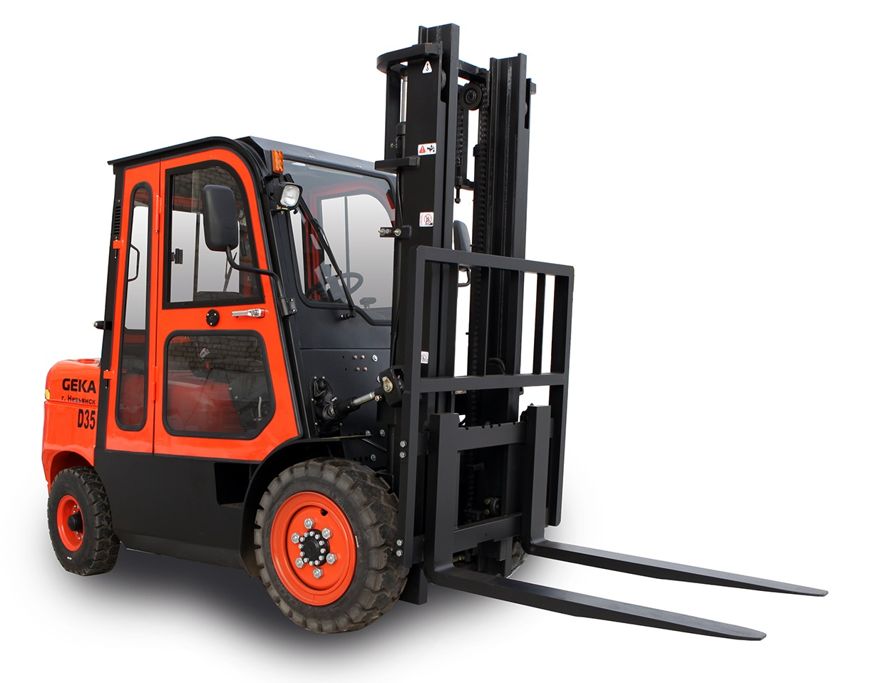 Advantages Of Side Loader Forklift