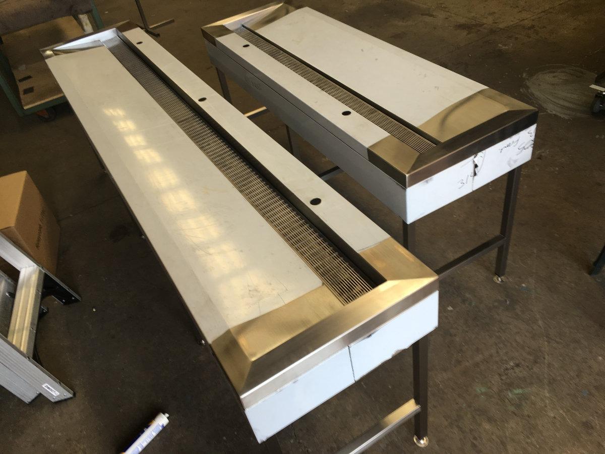 stainless steel fabrication Blacktown