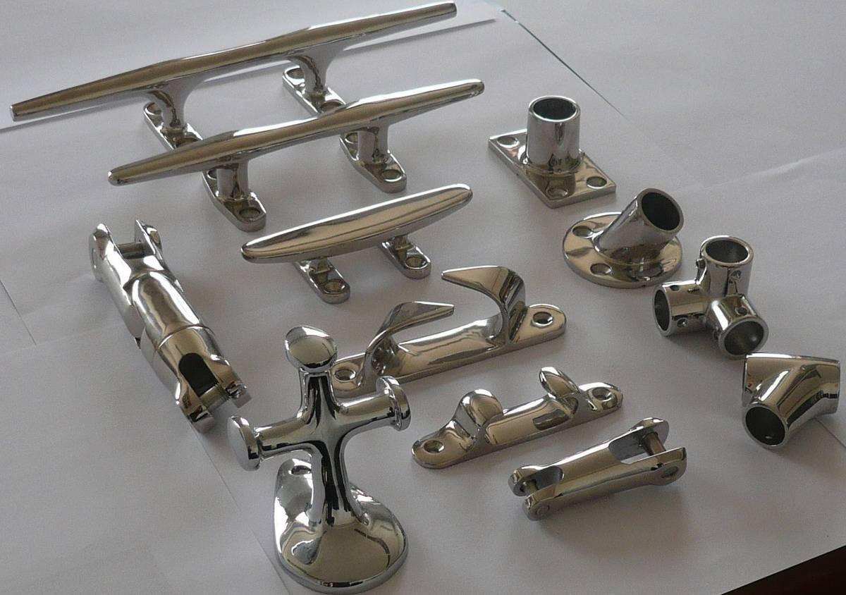 Stainless steel marine fittings sydney