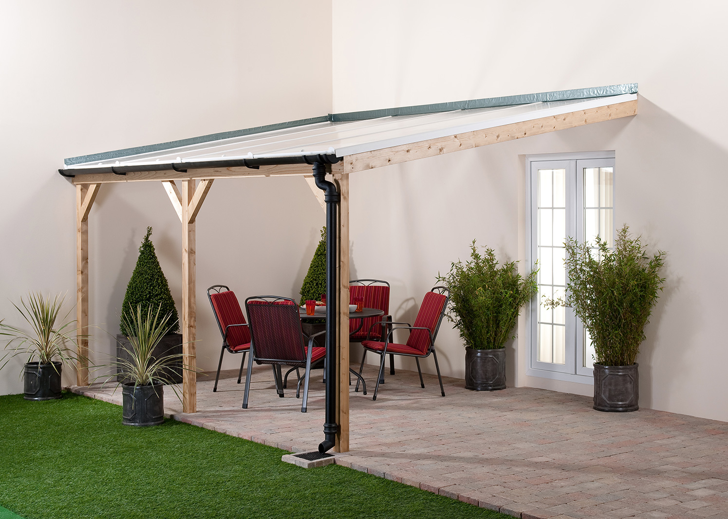 STUNNING FEATURES & BENEFITS OF POLYCARBONATE ROOFING
