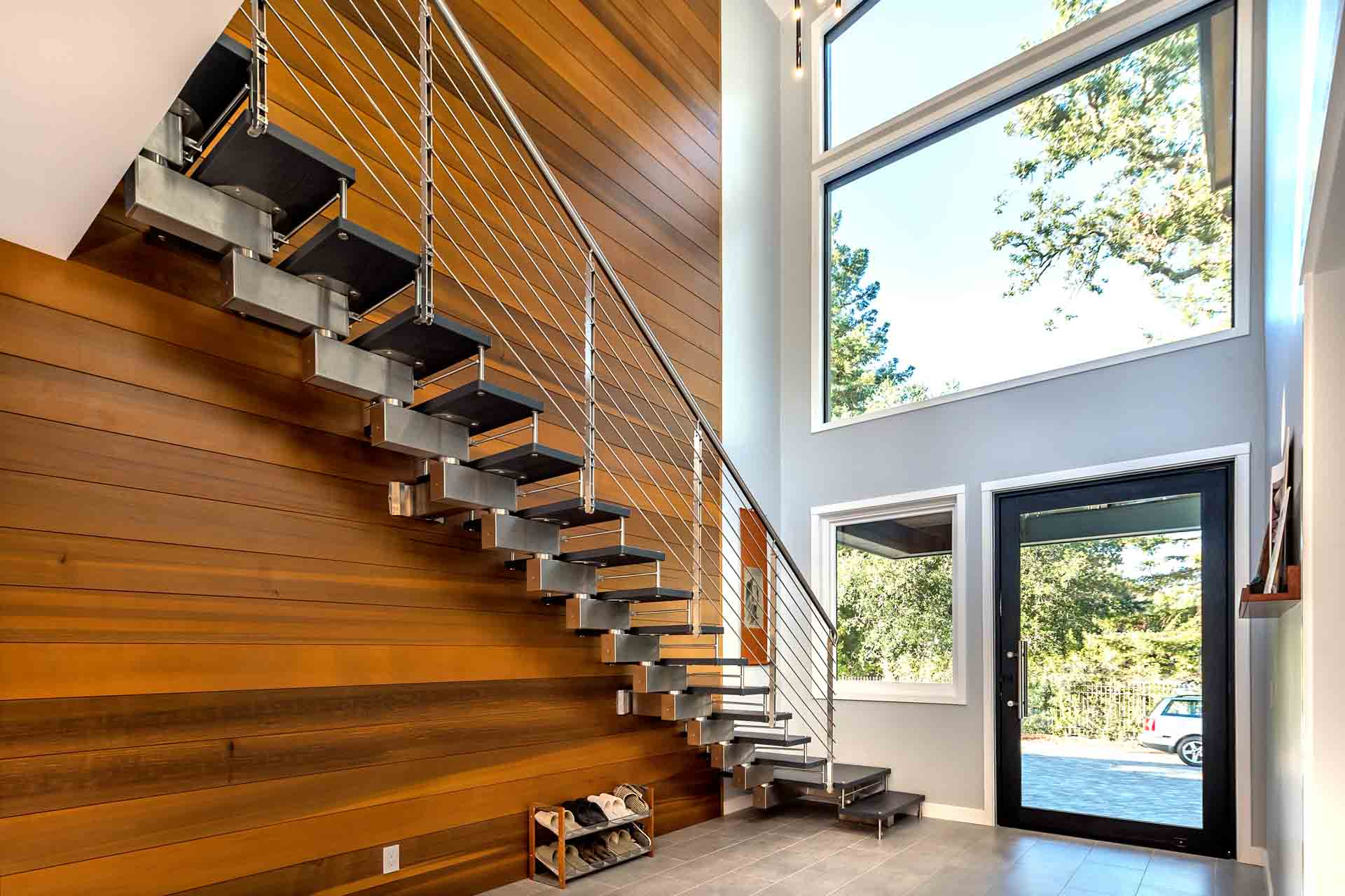 A View That Suits You – Variety of Custom Stairs In Sydney