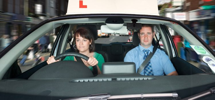 Driving lessons package