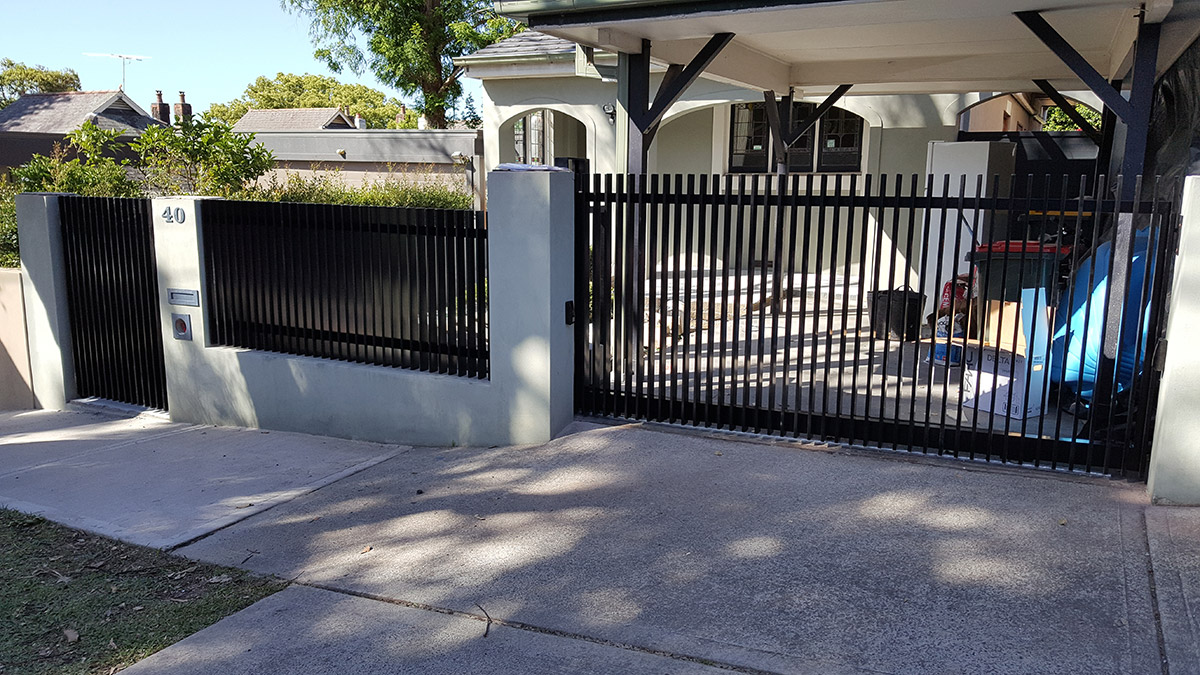 Choosing The Right Steel Gates For Your Home In Sydney