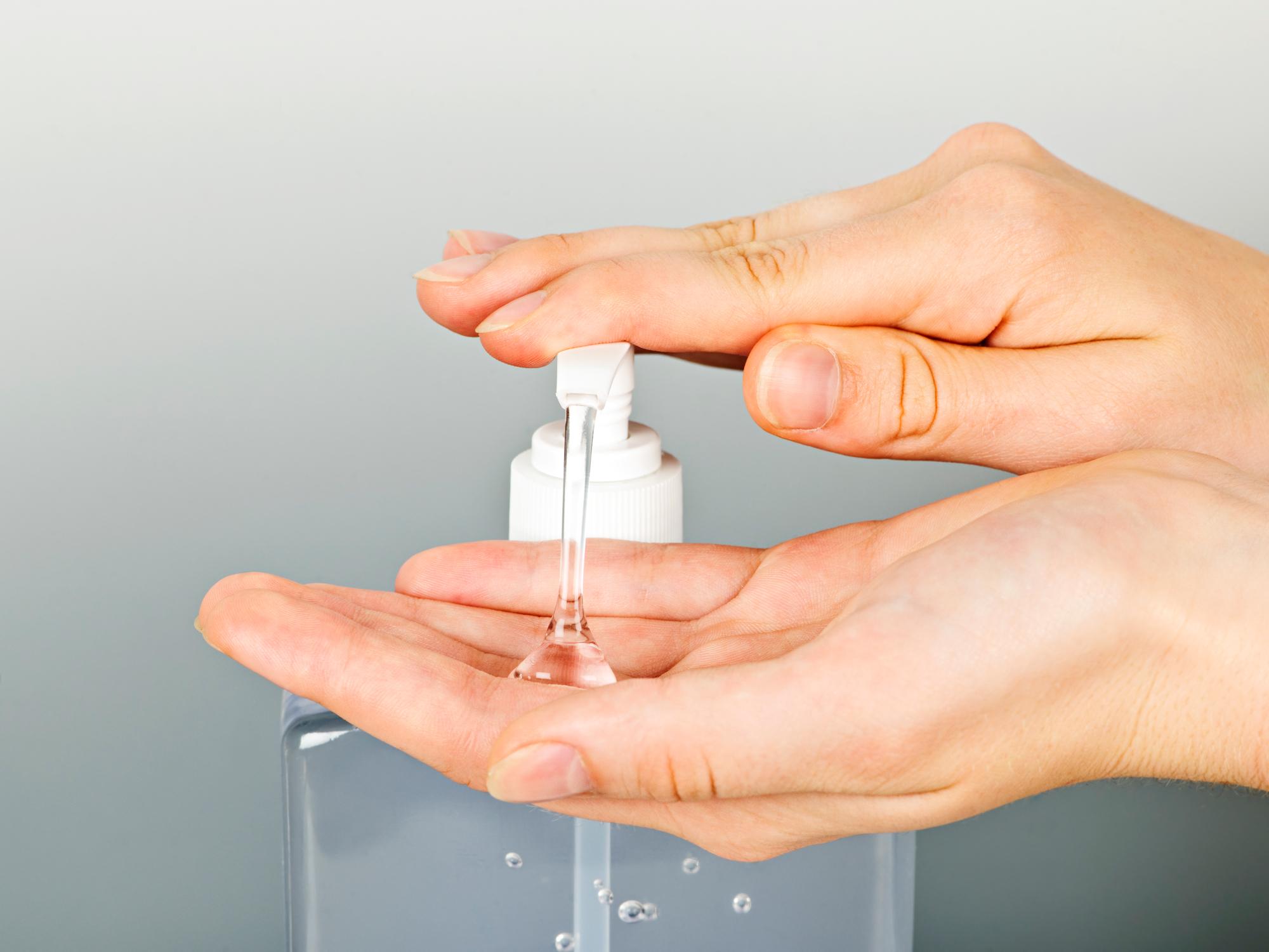 Hygienic Benefits of Using Hand Sanitiser