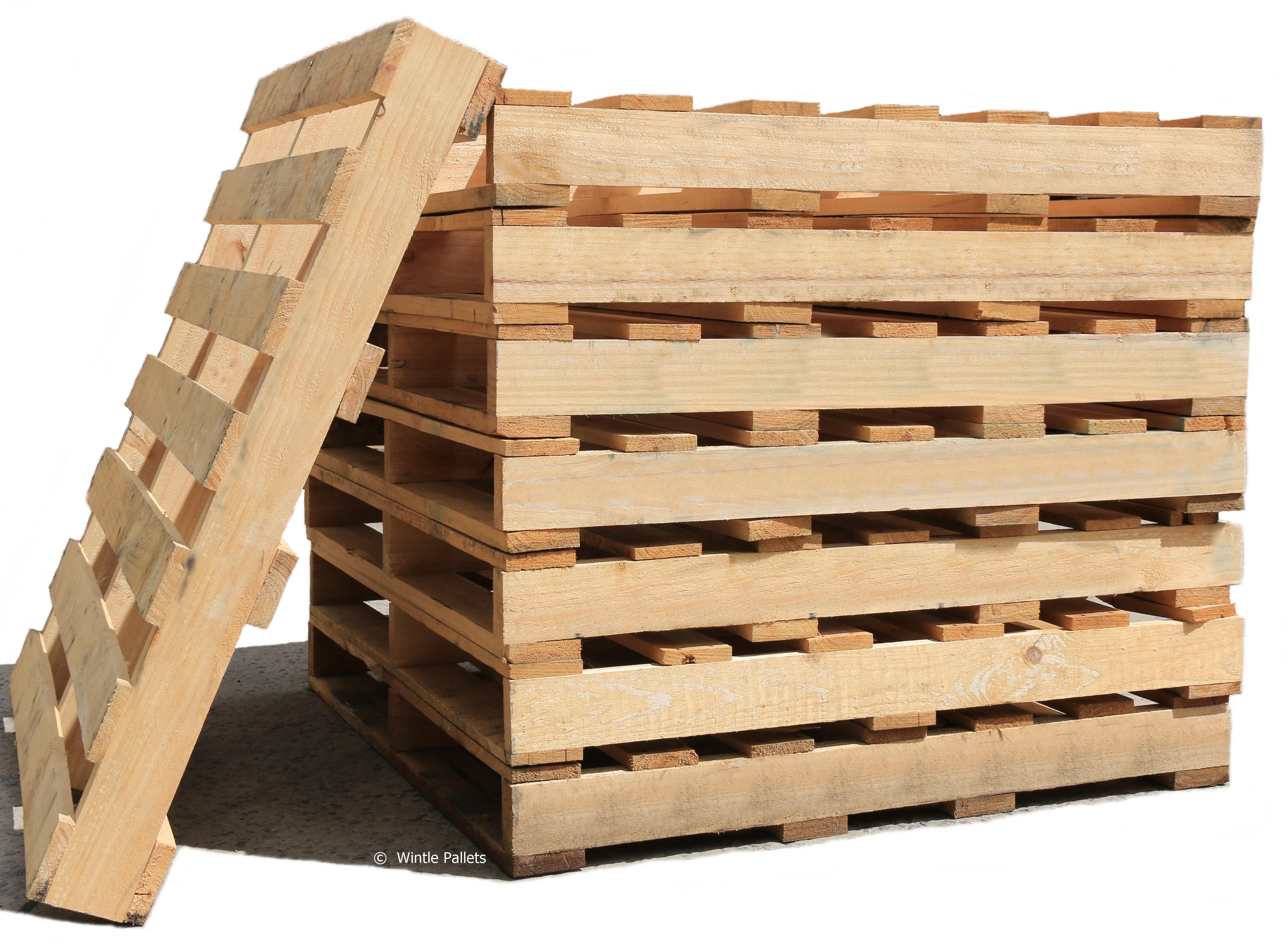 heavy duty wood pallets for sale