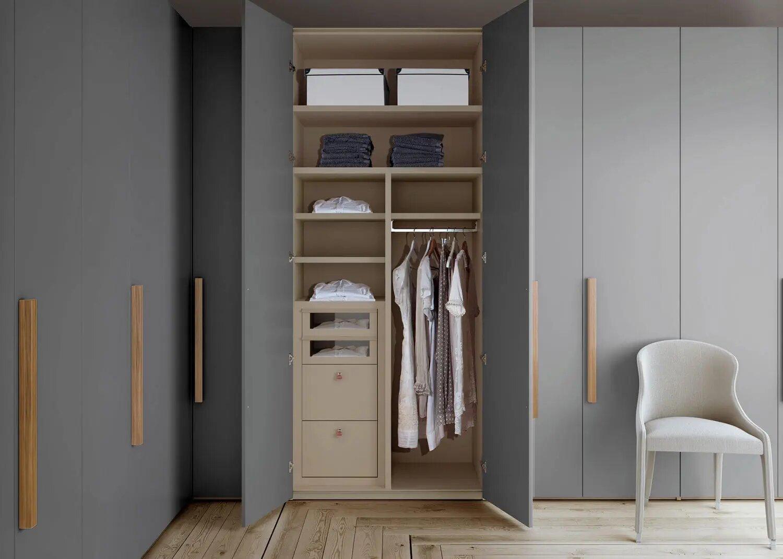 Uplift Your Bedroom Aura With A Beautifully Designed Custom Wardrobe