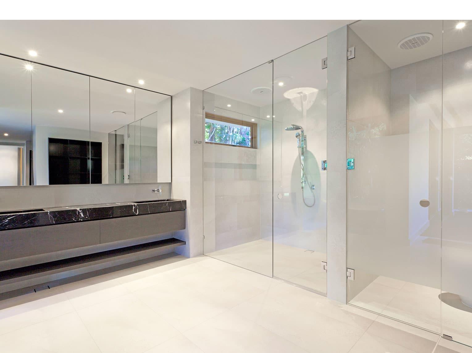 Real Benefits From Black Frameless Shower Screens