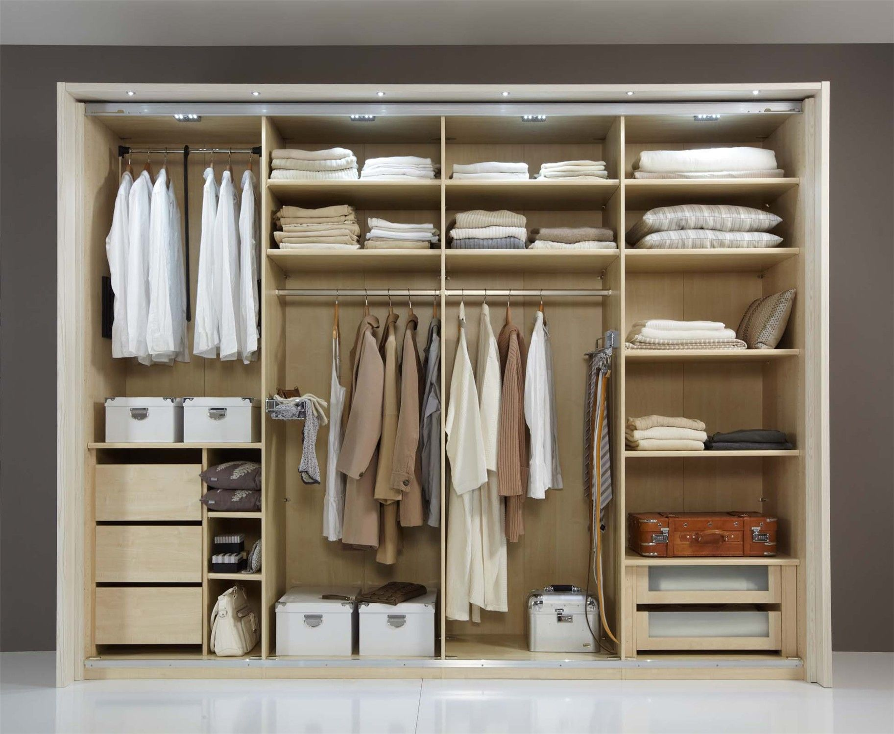 Things To Consider Before Going For Custom Made Wardrobes